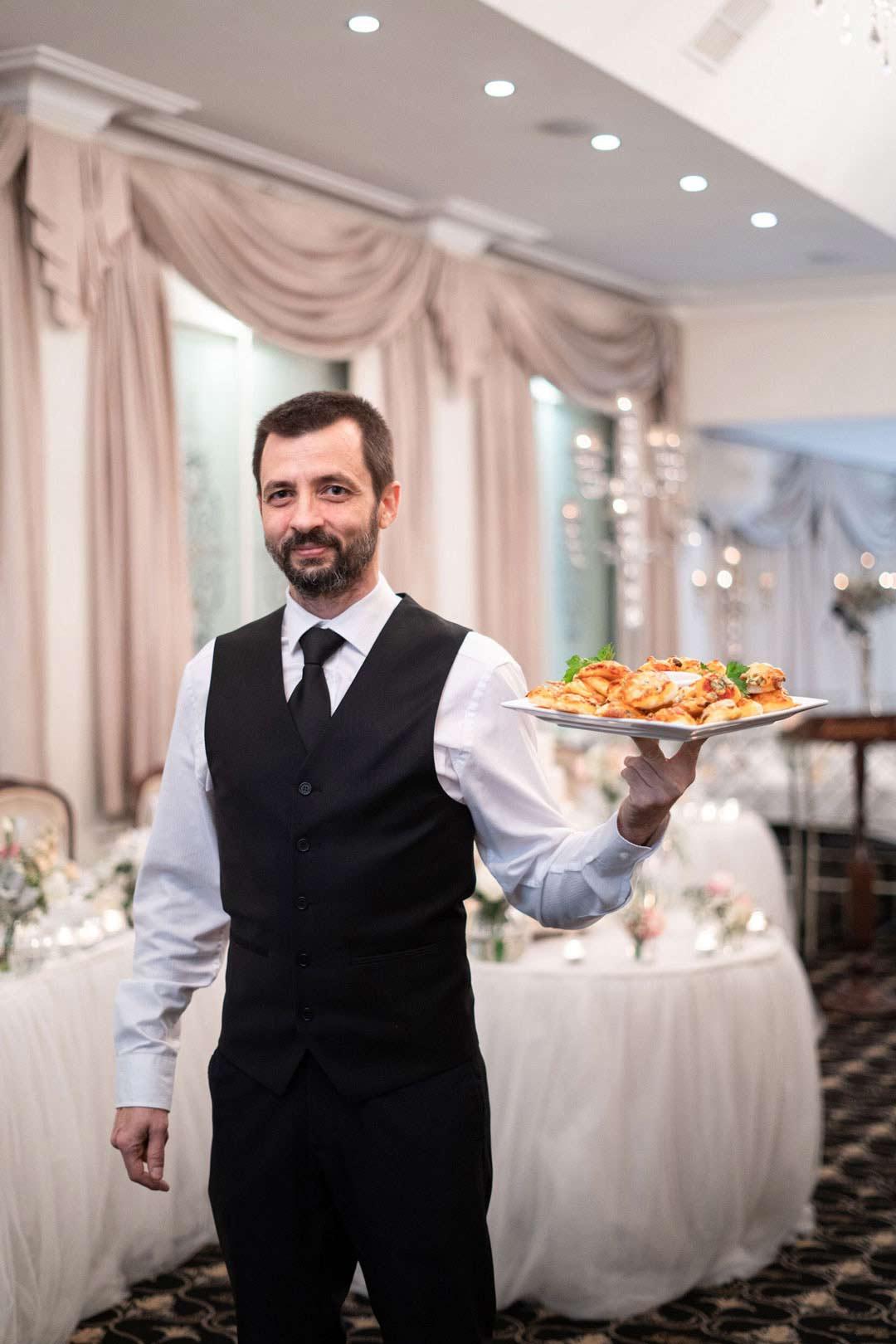 Food Wedding Menu Lauriston House