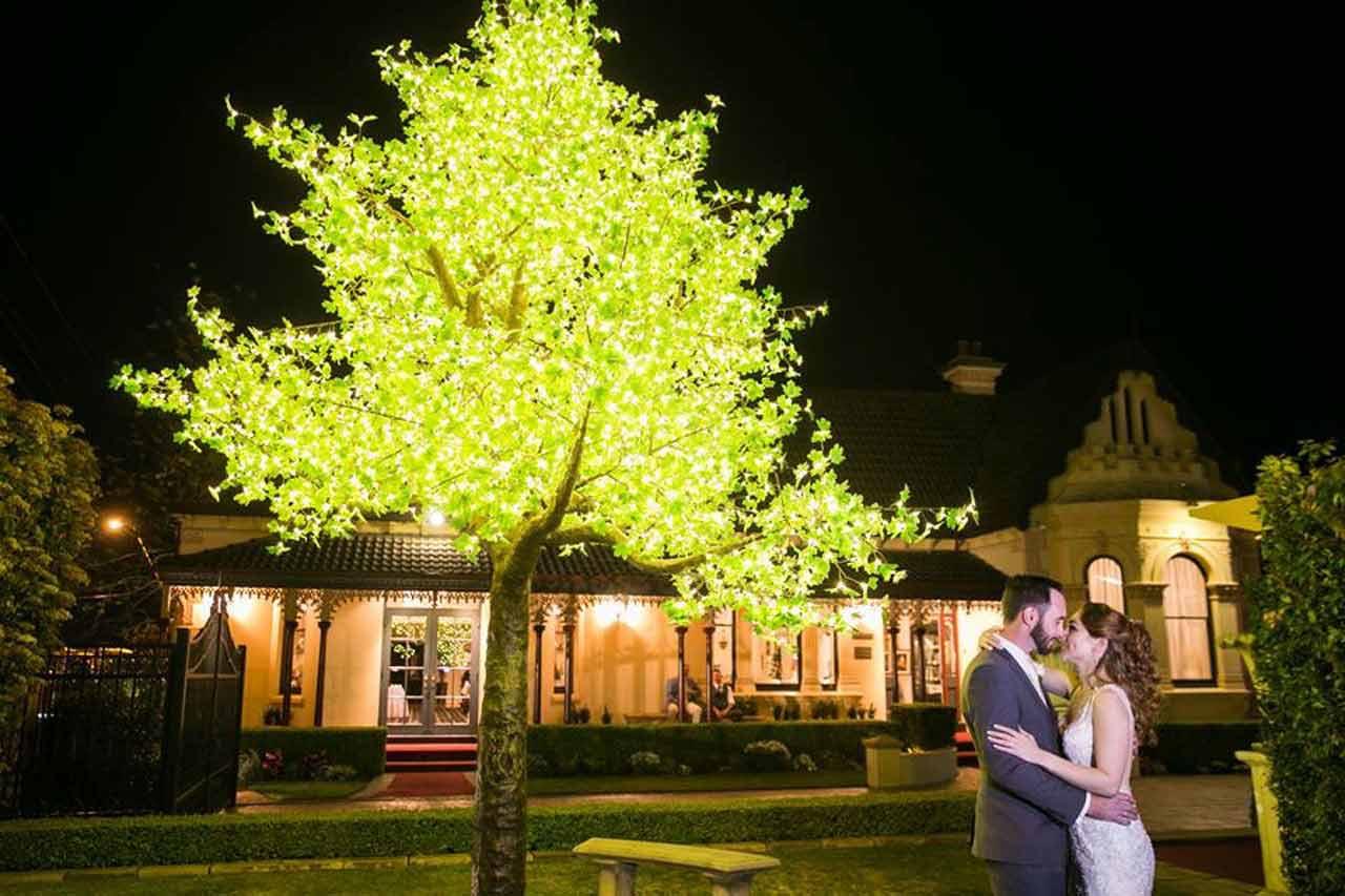 Lauriston House Garden Weddings