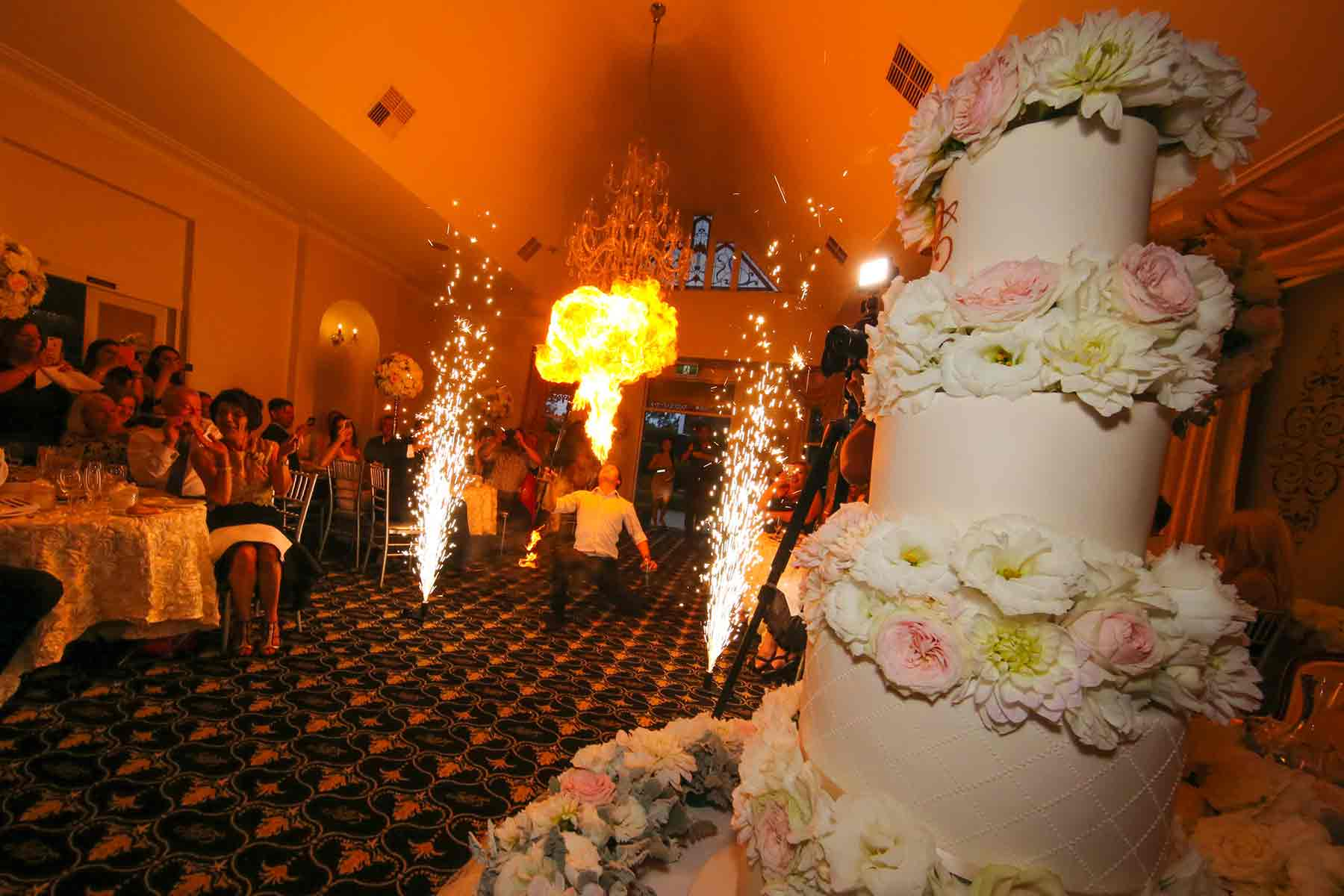 Lauriston House Wedding Receptions